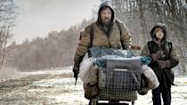 <p> Probably the saddest entry on this list, The Road – based on Cormac McCarthy's Pulitzer-winning novel and directed by John Hillcoat – is an equally harrowing and tender experience. Viggo Mortensen and Kodi McPhee play a father and his young son, travelling across a charred America following an extinction-level event. We follow as the pair work to stay alive and avoid roaming gangs as they search the coast for warmth. It's slow, sombre, and completely absorbing. </p>