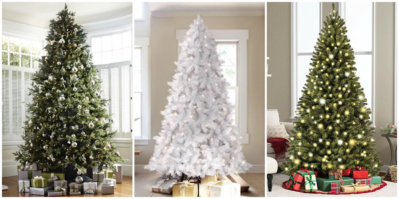 12 Artificial Christmas Trees That Rival The Real Thing