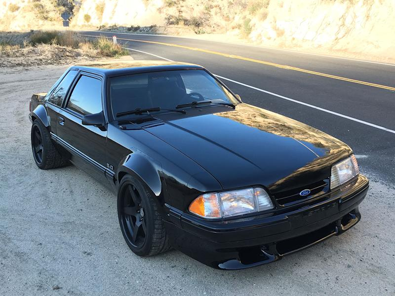Can The Fox Body Ford Mustang Be A Legit Track Car