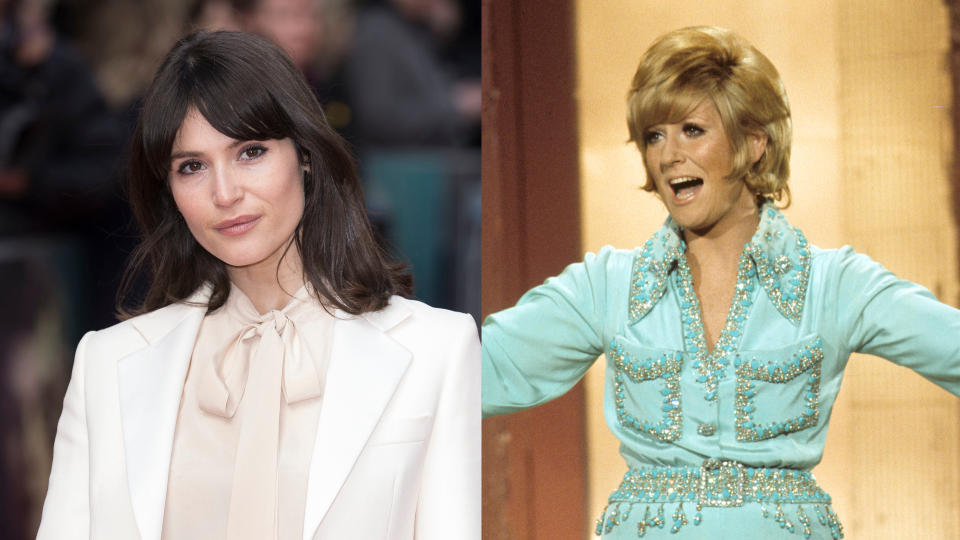 Gemma Arterton is set to play Dusty Springfield in a biopic. (Photo by Mike Marsland/WireImage/Walt Disney Television via Getty Images Photo Archives)