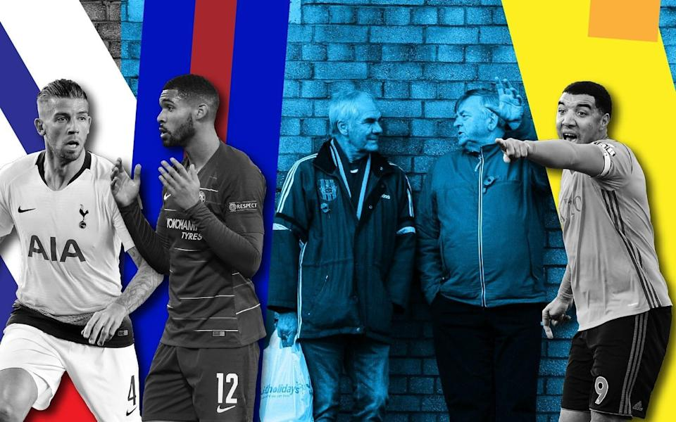 We gave supporters the chance to have their say on an eventful Premier League campaign