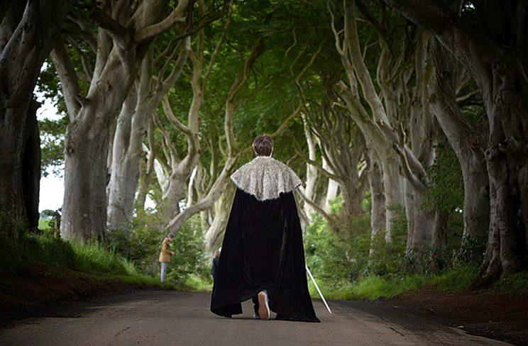 Dark Hedges. (Photo: Charles McQuillan/Getty Images)