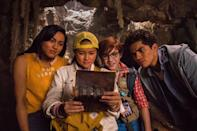 """<p><strong>Netflix's Description:</strong> """"On Oʻahu for the summer, two siblings from Brooklyn connect with their Hawaiian heritage - and their family - on a daring quest for long-lost treasure.""""</p> <p><a href=""""https://www.netflix.com/title/81023618"""" class=""""link rapid-noclick-resp"""" rel=""""nofollow noopener"""" target=""""_blank"""" data-ylk=""""slk:Stream Finding 'Ohana on Netflix now!"""">Stream <b>Finding 'Ohana</b> on Netflix now!</a></p> <div class=""""related-stories clearfix""""> <div class=""""related-header"""">Related:</div> <a href=""""https://www.popsugar.com/family/finding-ohana-parents-guide-48140057"""" class=""""link rapid-noclick-resp"""" rel=""""nofollow noopener"""" target=""""_blank"""" data-ylk=""""slk:6 Things Parents Should Know Before Streaming Netflix&apos;s Finding &apos;Ohana With Kids""""> <div class=""""related-poster"""">  </div> 6 Things Parents Should Know Before Streaming Netflix&apos;s Finding &apos;Ohana With Kids </a> </div>"""