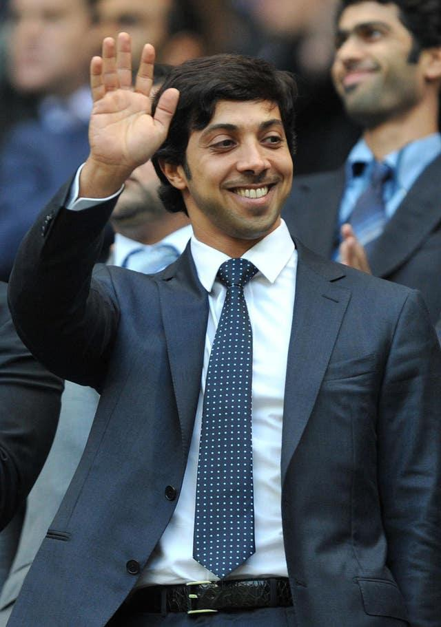 City began a rapid ascent to the top of the English game after their takeover by Sheikh Mansour in 2008