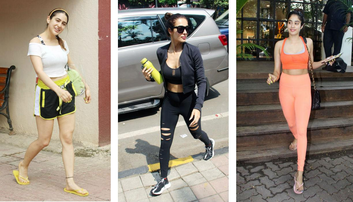 Get all the style lessons from these super chic gym-rats and never miss a day of your workout.