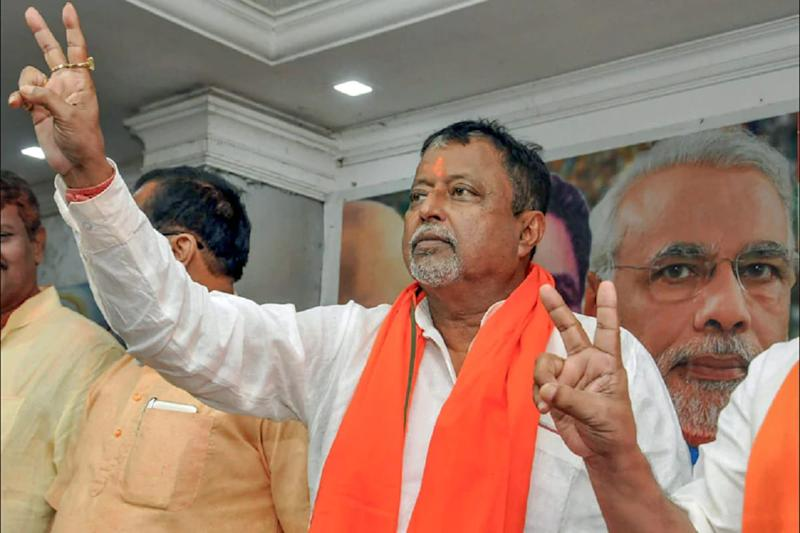 Mukul Roy's Elevation, BJP's Choice of Turncoats Over Veterans Shows BJP Will Go to Any Length to Beat Mamata