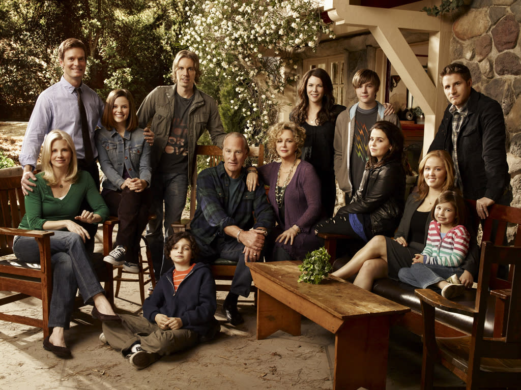 "<strong>4. ""<a href=""http://tv.yahoo.com/parenthood/show/44718"">Parenthood</a>"" </strong><br><br> The Bravermans are certainly a unique brood, and while we have our qualms with them on an individual basis, as a whole, this family drama is a must-see. Although they wrapped things up nicely for the season with a finale that could serve as a series-ender, we'd still like to get answers to some of the lingering questions. For starters, we wonder if it'll be Kristina or Haddie that kills Adam for throwing away their financial security just because Crosby is a giant child."