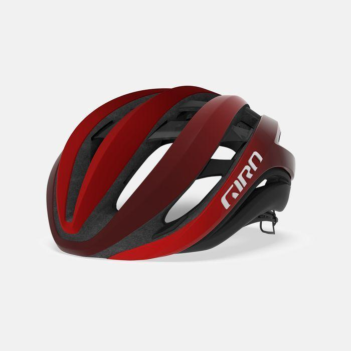"""<p><strong>giro</strong></p><p>amazon.com</p><p><strong>$299.95</strong></p><p><a href=""""https://www.amazon.com/Giro-Aether-Helmet-Matte-Bright/dp/B07FPGBVC6/?th=1&tag=syn-yahoo-20&ascsubtag=%5Bartid%7C2140.g.28849017%5Bsrc%7Cyahoo-us"""" rel=""""nofollow noopener"""" target=""""_blank"""" data-ylk=""""slk:Shop Now"""" class=""""link rapid-noclick-resp"""">Shop Now</a></p><p>This helmet not only has MIPS technology but has an added """"aura"""" or reinforced band across the top for extra protection in high-impact accidents, making it a great choice for serious riders who routinely bike at high speeds or on dangerous terrain. It comes in three sizes and 8 bright colors.</p>"""