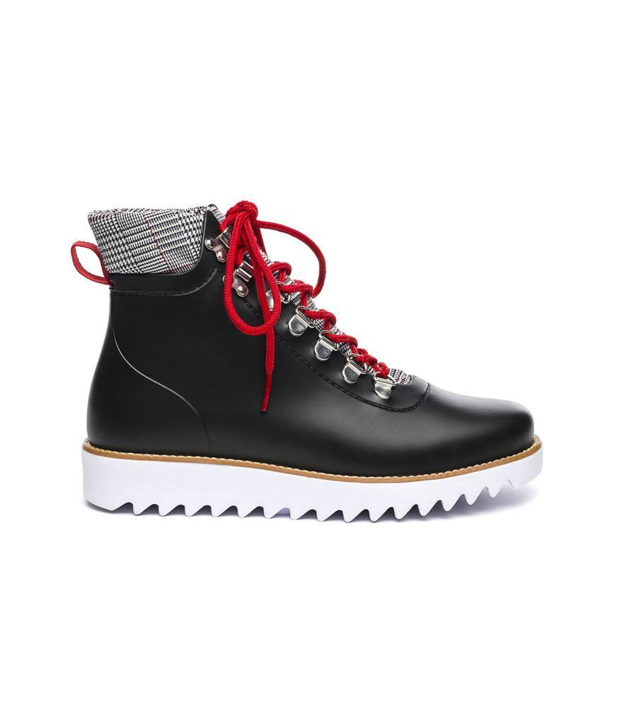 """<p>Trade in your clunky rain boots for this stylish pair from Bernardo. Thanks to a jagged sole for better grip while walking in wet weather, you'll forget you're even wearing rain boots. <br><a href=""""https://fave.co/2PcbDXf"""" rel=""""nofollow noopener"""" target=""""_blank"""" data-ylk=""""slk:Shop it:"""" class=""""link rapid-noclick-resp"""">Shop it:</a> Winnie Rain, $155, <a href=""""https://fave.co/2PcbDXf"""" rel=""""nofollow noopener"""" target=""""_blank"""" data-ylk=""""slk:bernardo1946.com"""" class=""""link rapid-noclick-resp"""">bernardo1946.com</a> </p>"""
