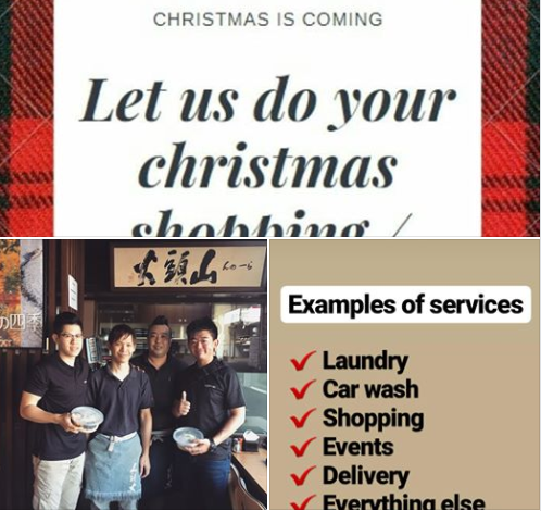 LUDIFY-SG provides convenience/errand services that helps you save time on everyday errands. (PHOTO: LUDIFY-SG Facebook)
