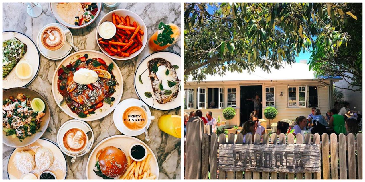 <p>From amazing menus to chic decors these unique café's are the perfect spot for a long lunch with grandma or a brunch with the gang. </p>