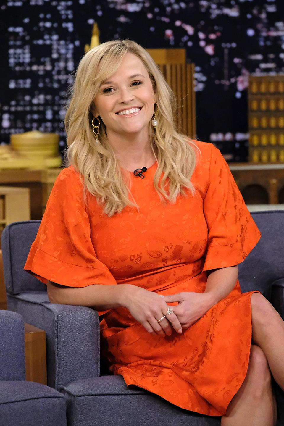 Instead of using her full birth name, Laura Jeanne Reese Witherspoon, actor and producer Reese Witherspoon decided to shorten it to the moniker we know her as today. Reese has a special connection for the star: It is her mother Betty's maiden name.