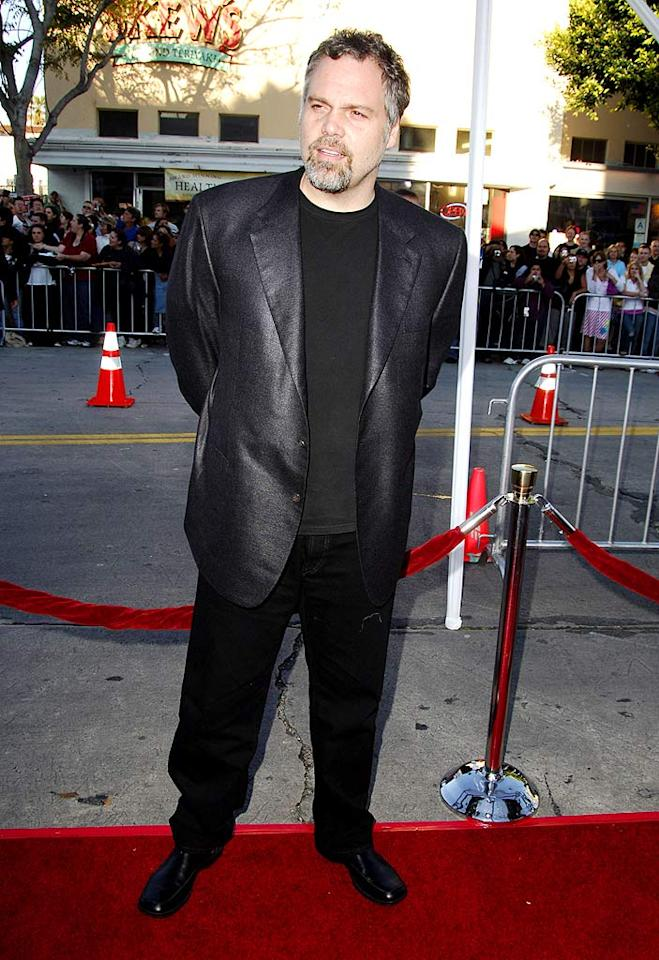 "Method actor Vincent D'Onofrio has a rep for immersing himself in his roles, and has embodied characters including a bisexual former porn star, a serial killer, an alien, and a priest, just to name a few. Steve Granitz/<a href=""http://www.wireimage.com"" target=""new"">WireImage.com</a> - May 22, 2006"