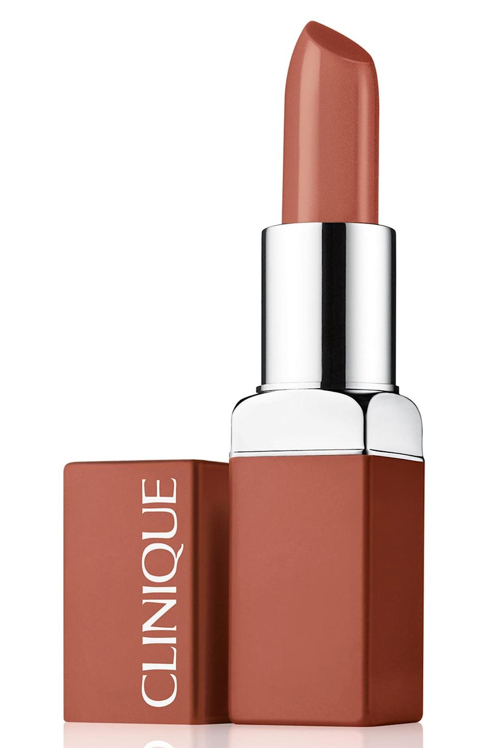 <p>The <span>Clinique Even Better Pop Lip Color Foundation Lipstick</span> ($20) is designed to flatter you based on your complexion and undertone. Plus, the formula is silky soft.</p>