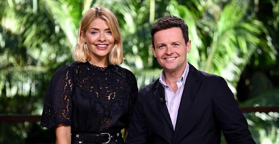 Holly Willoughby is filling Ant McPartlin's presenting skills on this year's series. (REX)