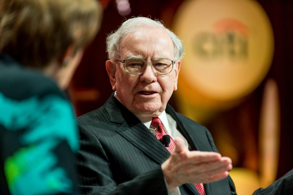 Warren Buffet has become one of bitcoin's harshest critics. Source: Shutterstock