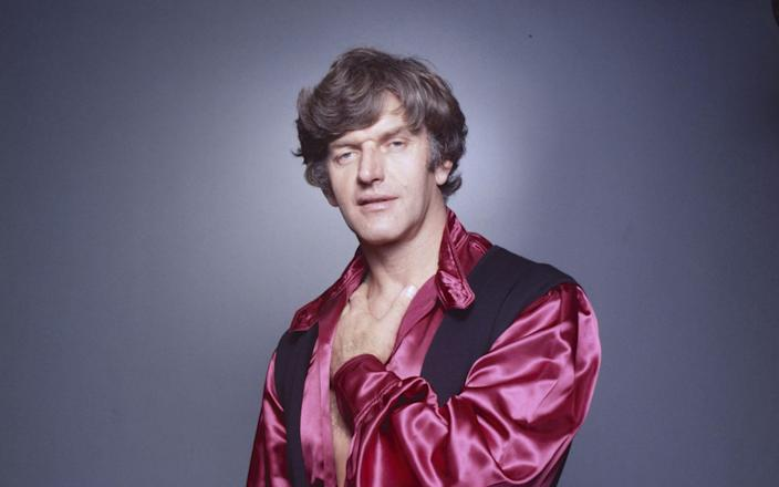 David Prowse in the 1970s -  Barry Breckon/Shutterstock
