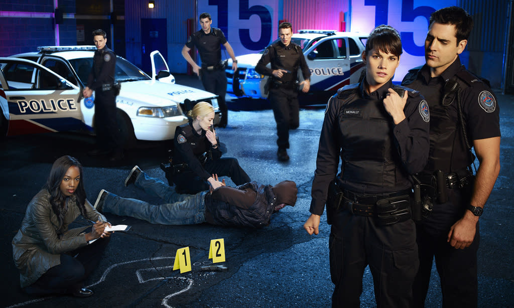 "<p><b>""Rookie Blue"" (ABC)</b><br><br>  <b>Returns May 24</b> <br>  <br>Somehow this cop show that we thought would last about three episodes has surprised us and is now back for its third season. And presumably Sam and Andy will be finishing up their suspension and getting back to work. </p>"