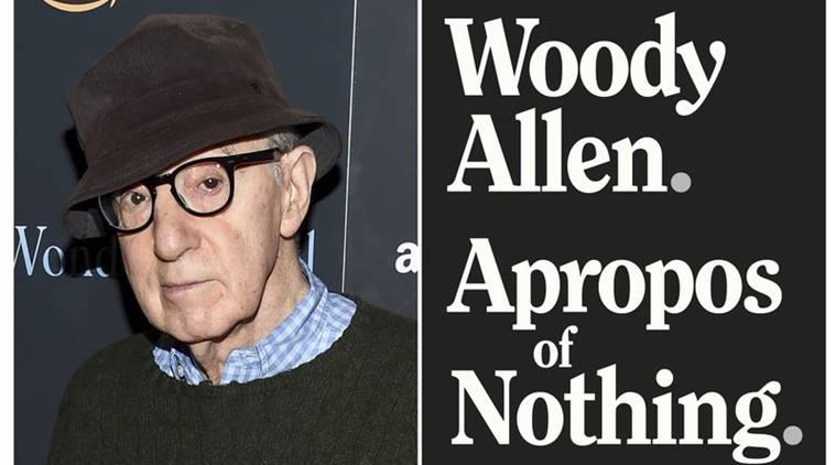 Woody Allen memoir apropos of nothing