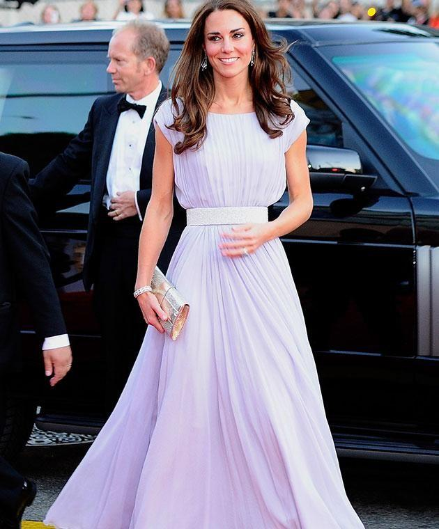 Why does Kate always have a clutch. Photo: Getty