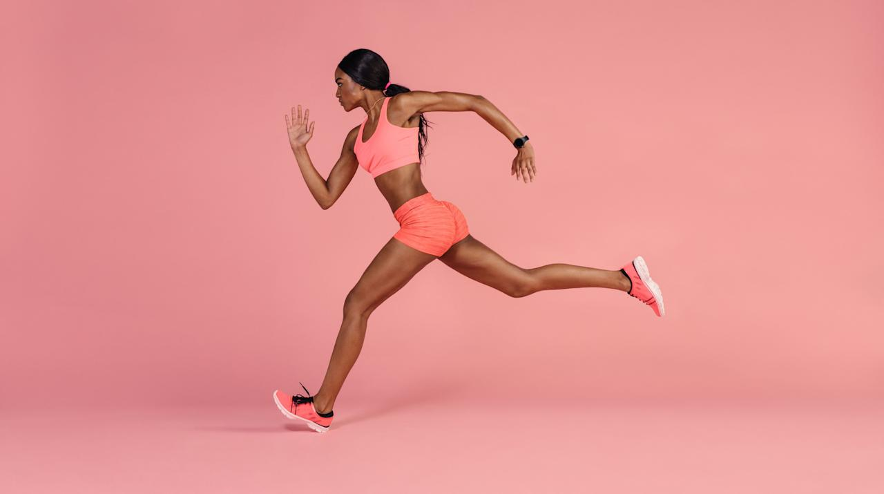 <p>A good sports bra should be like your favorite workout buddy: supportive AF. That's especially true for high-impact workouts - whether you're doing dance cardio, running, or conquering a burpee challenge, there are few things more distracting (and uncomfortable) than your girls bouncing around with you.  </p><p>To find a trusty high-impact sports bra to add to your rotation, look no further than these recommendations by fitness professionals. Their go-tos keep everything in place (and look cute while doing it).</p>