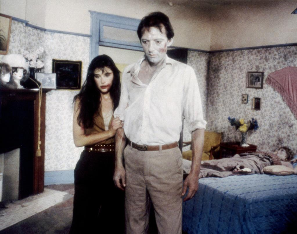 "ACTOR: <a href=""http://movies.yahoo.com/movie/contributor/1800012196"">Demi Moore</a>  MOVIE: ""Parasite"" (1982)    In the futuristic year of 1992, after the world has been reduced to rubble by an atomic apocalypse, scientist Dr. Dean creates a parasite in his lab and then has the brilliant idea to hide the thing from the government in his stomach. Somewhere along the way, he meets up with a comely young lemon-grower (Demi Moore) who tries to help Dr. Dean kill his parasitic invention without killing himself. By all accounts, this movie was staggeringly bad, featuring inept direction, special effects, and acting. As <a href=""http://www.reelfilm.com/anchmwf.htm#parasite"">Reelfilm</a> writes, ""This is the proverbial bottom-of-the-barrel; it really doesn't get much worse than this."" On the plus side, Demi met her first husband on this movie, co-star Freddy Moore, from whom she took her professional name."