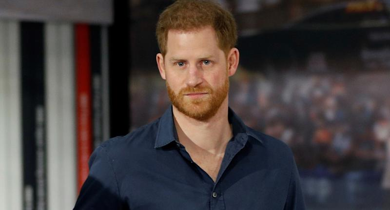 A source close to the Duke of Sussex revealed it was his decision to move his family to Canada. (Image via PETER NICHOLLS/POOL/AFP via Getty Images)