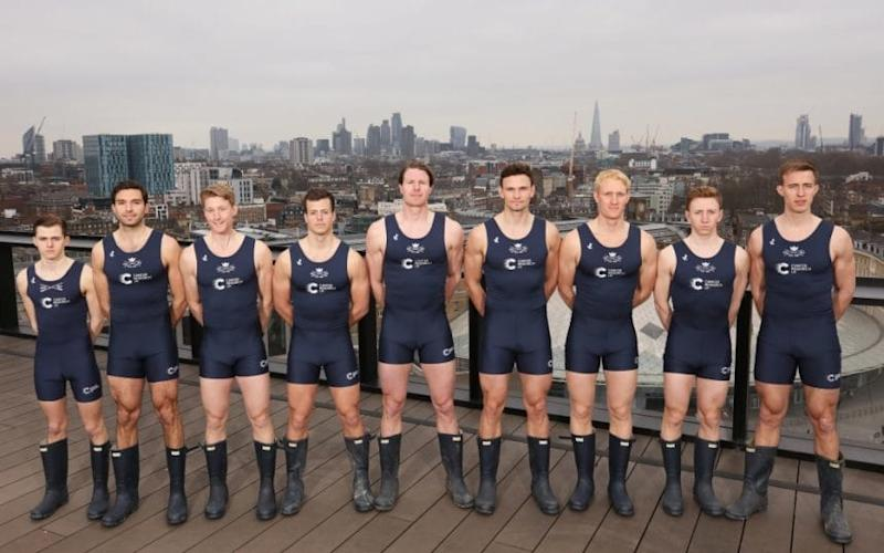 Oxford squad goals  - Credit: Getty Images