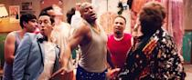 """<p>A former Broadway star falls to new lows as a harried production manager on a new musical about one-hit wonders. As he struggles to keep his head above water, he has to deal with all the colorful personalities in the cast and crew.</p> <p><a href=""""http://www.netflix.com/title/80114501"""" class=""""link rapid-noclick-resp"""" rel=""""nofollow noopener"""" target=""""_blank"""" data-ylk=""""slk:Watch Opening Night on Netflix"""">Watch <strong>Opening Night</strong> on Netflix</a>.</p>"""