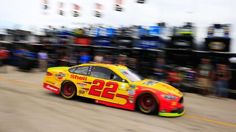 Joey Logano fastest in final Cup practice in Miami