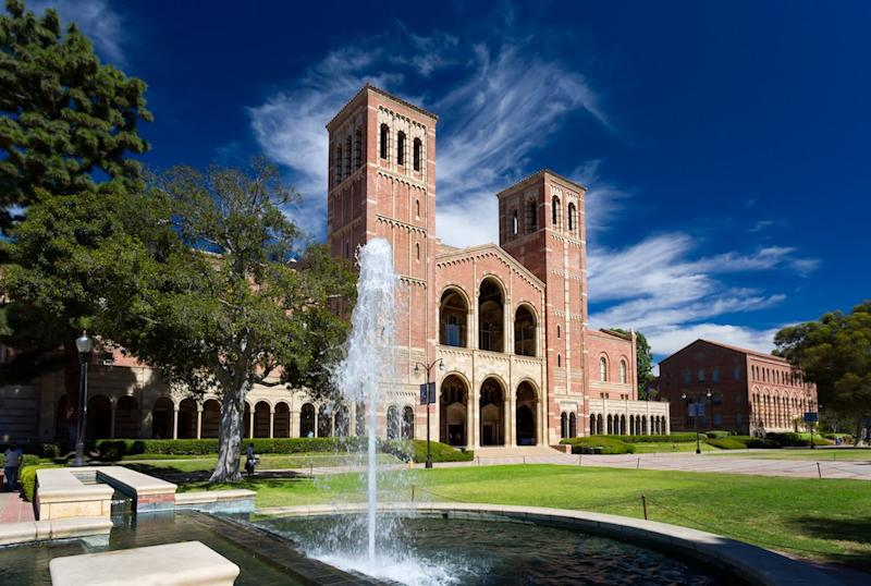 Hundreds of students and staff members at UCLA andCal State LA are told to stay home for 21 days.