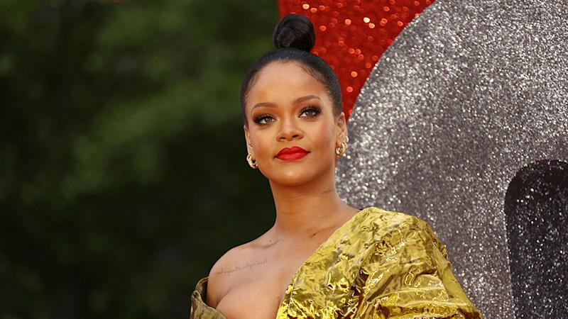 Rihanna's Mini Look-a-Like Just Scored Her First Beauty Contract