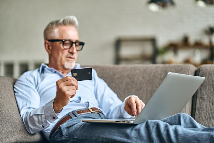 Many consumers worry about card payment security when shopping online, according to a new report. Photo: Getty