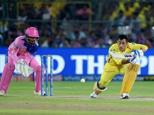 CSK skipper MS Dhoni will be confident about his team's chances against RR