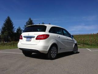 Mercedes More Than Competitive Electric Cars Possible When