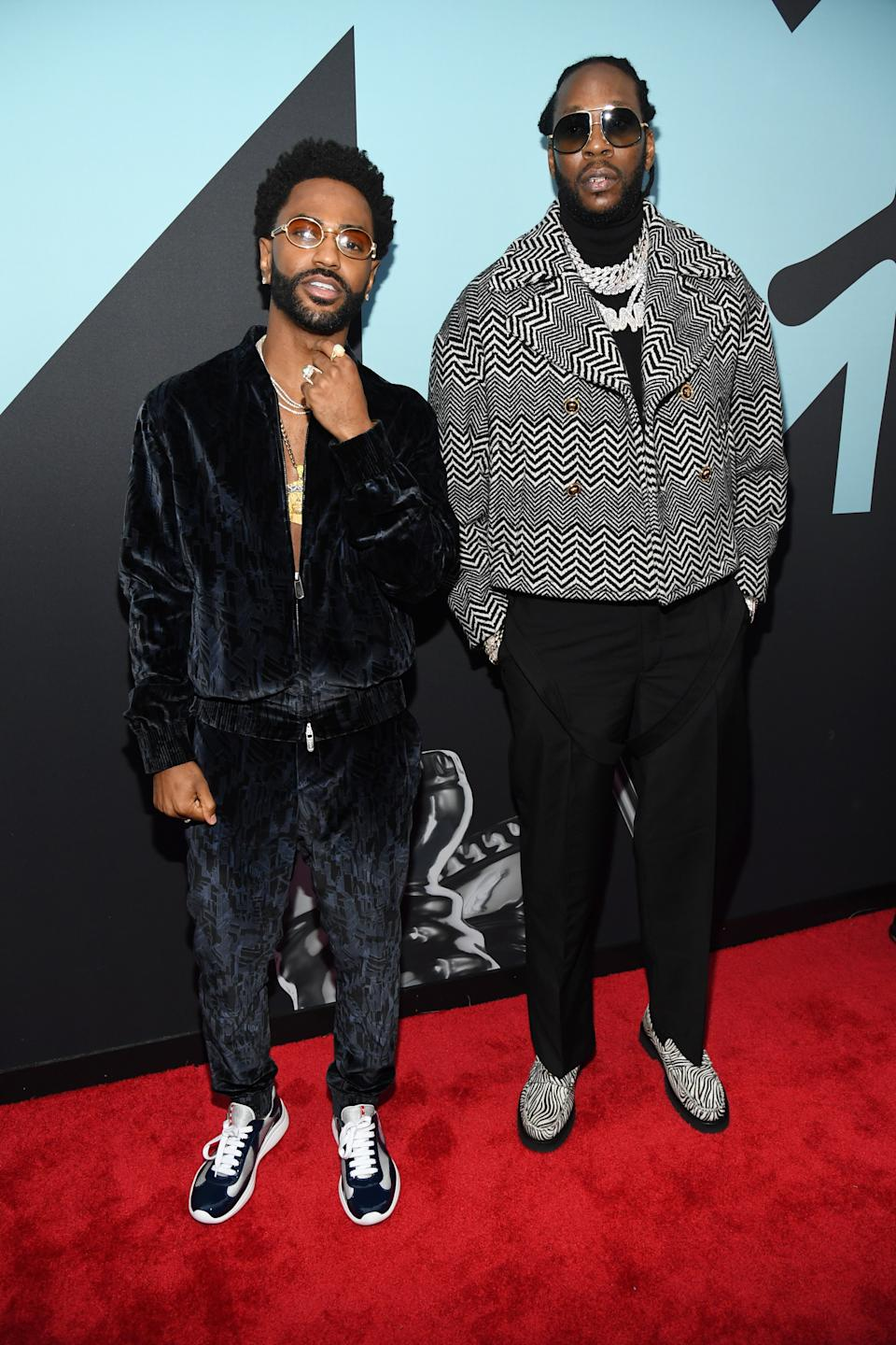 """<h1 class=""""title"""">Big Sean and 2 Chainz</h1><cite class=""""credit"""">Photo: Getty Images</cite>"""