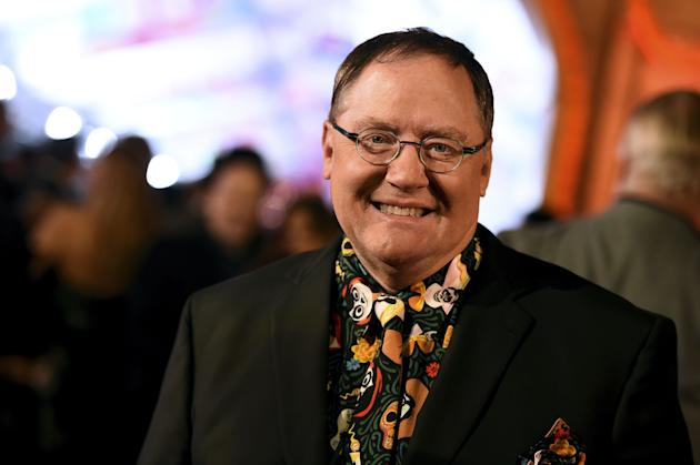 """John Lasseter Out At Disney At End Of 2018  Focusing """"On New Creative  Challenges"""" a2dea8d62"""