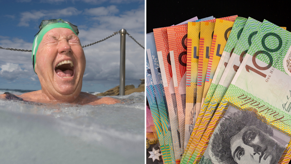 Aussies are getting wealthier. Images: Getty