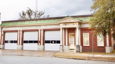 INMAN PARK PROPERTIES PURCHASES FORMER FIRE STATION