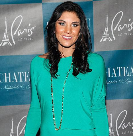 Hope Solo's Fiance Jerramy Stevens Arrested for Assaulting Her Before Planned Wedding