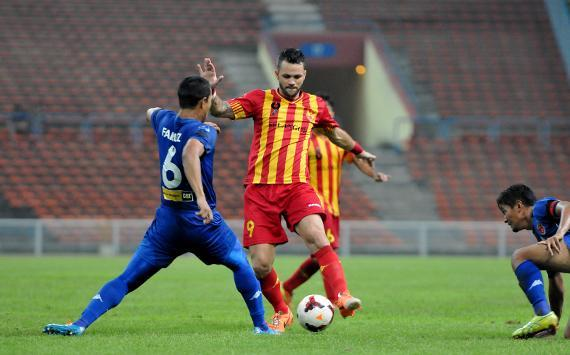 Kedah forward Sandro da Silva has welcomed the arrival of Paulo Rangel; the Red Eagles' latest mid-season signing.