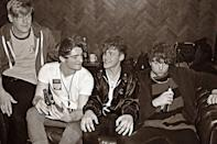 Viola Beach were an emerging indie-pop group consisting of Kris Leonard (guitar and vocals), River Reeves (guitar), Tomas Lowe (bass), and Jack Dakin (drums). On Feb 13. the band and their manager were killed when their car plunged from a bridge into the water below.