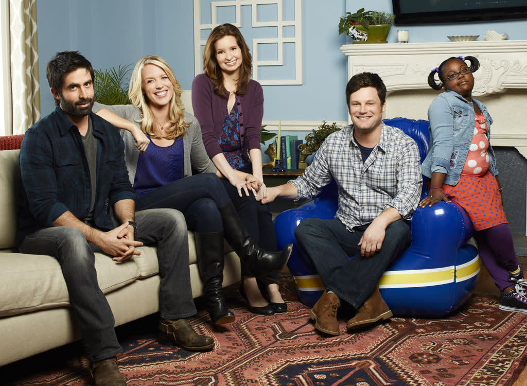 """<b>""""Best Friends Forever""""</b><br><br>Wednesday, 5/9 at 8:30 PM on NBC<br><br><a href=""""http://yhoo.it/IHaVpe"""">More on Upcoming Finales </a>"""