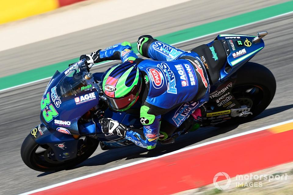 "Enea Bastianini, Italtrans Racing Team<span class=""copyright"">Gold and Goose / Motorsport Images</span>"