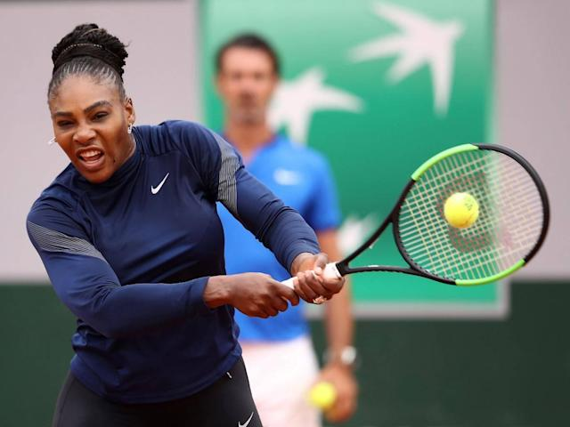 Williams isn't the first mother to try and win a Grand Slam title (Getty)