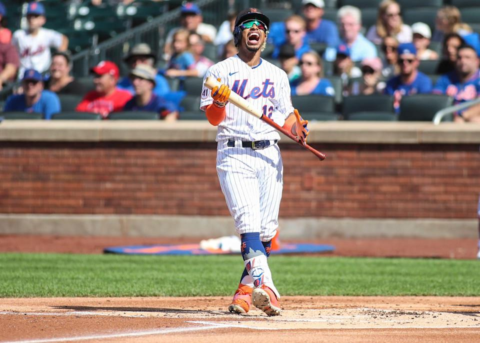 The Mets signed Francisco Lindor to a 10-year, $341 million contract prior to the season.