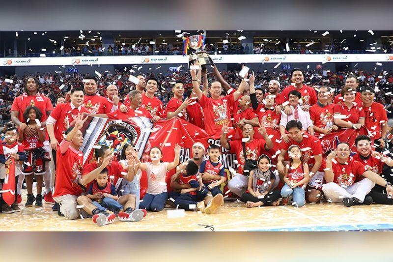 Gin Kings rule Governors' Cup