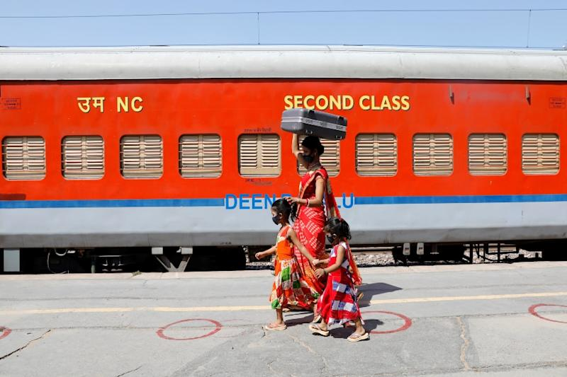 Railways Minister Says 145 Shramik Special Trains Planned For Maharashta, Only 13 Left Today