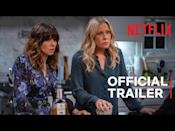 "<p>Netflix's <em>Dead to Me</em> seemed like one of those shows that might be looking luck in the eyes if it created a second season. Fortunately, the follow up to Season One was just as charming and complex as the first season. Now navigating a <em>second</em> murder, Christina Applegate and Linda Cardellini anchor the dark comedy with an expertise that has only strengthened since Season One. Even better, there is something slightly elevated to the series. The ominous humor that comes along with death is obviously the main draw, but beyond that, the series manages to create a world where humor, fear, sadness, and anger can all exist in one perfectly messy package.</p><p><a class=""link rapid-noclick-resp"" href=""https://www.netflix.com/title/80219707"" rel=""nofollow noopener"" target=""_blank"" data-ylk=""slk:Watch Now"">Watch Now</a></p><p><a href=""https://www.youtube.com/watch?v=HmU7ylnmn_M"" rel=""nofollow noopener"" target=""_blank"" data-ylk=""slk:See the original post on Youtube"" class=""link rapid-noclick-resp"">See the original post on Youtube</a></p>"