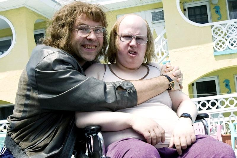 Little Britain has since been pulled from several streaming platforms (HBO)